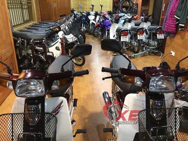 Dân chơi Hà Nội rã Honda Dream Thái 180 triệu bán phụ tùng - 6