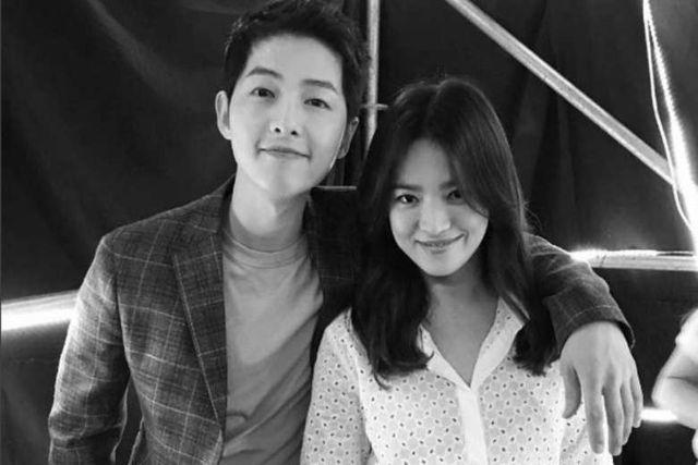Phản ứng trái ngược của Song Hye Kyo và Song Joong Ki sau tuyên bố ly hôn - 4