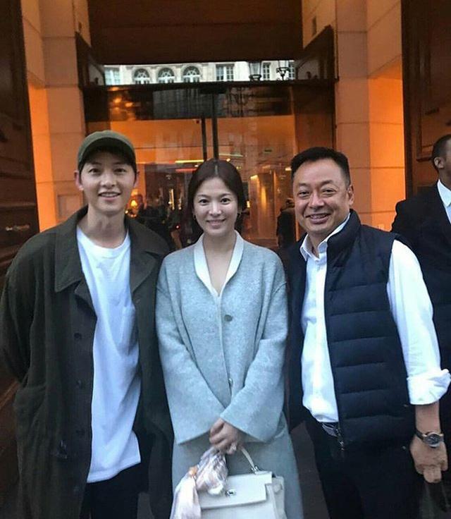 Hình ảnh ngọt ngào của Song Hye Kyo - Song Joong Ki trước khi chia tay - 17