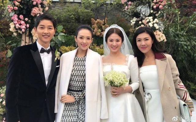 Hình ảnh ngọt ngào của Song Hye Kyo - Song Joong Ki trước khi chia tay - 20