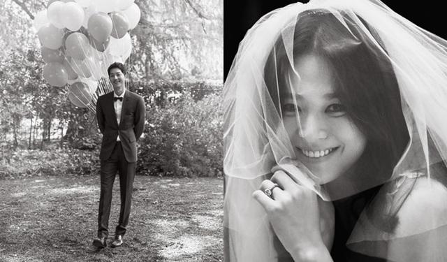 Hình ảnh ngọt ngào của Song Hye Kyo - Song Joong Ki trước khi chia tay - 22
