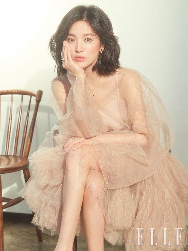 Hình ảnh ngọt ngào của Song Hye Kyo - Song Joong Ki trước khi chia tay - 28