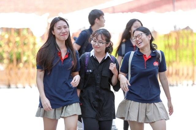 Muôn vẻ cảm xúc thí sinh sau khi hoàn thành kỳ thi THPT quốc gia 2019 - 11