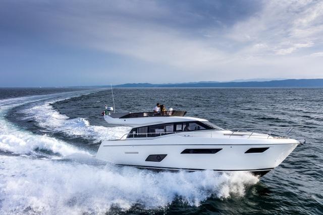LuxYacht chính thức trở thành nhà phân phối du thuyền siêu sang của Ferretti Group - 4