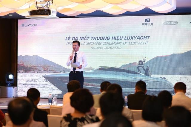 LuxYacht chính thức trở thành nhà phân phối du thuyền siêu sang của Ferretti Group - 5