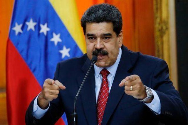 Venezuela phá âm mưu ám sát Tổng thống Maduro - 1