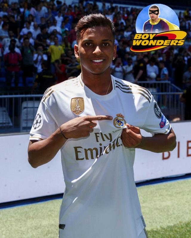 Neymar, Marcelo tụ hội trong ngày sinh nhật sao trẻ Real Madrid - 2