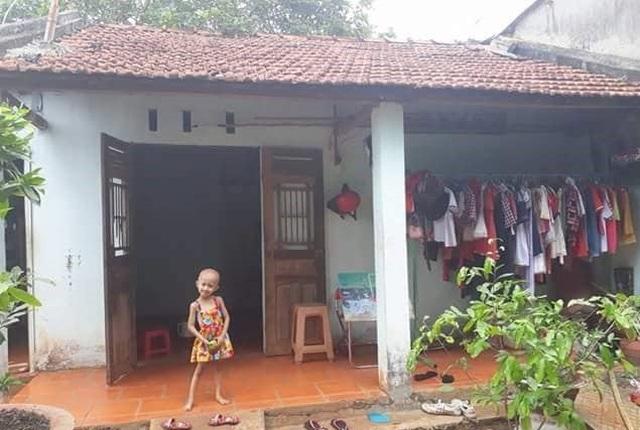 Xót thương bé 5 tuổi quằn quại chống chọi với những cơn đau do bệnh ung thư - 7
