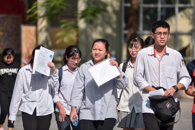 Chấm thi THPT quốc gia 2019: Bài thi phúc khảo lệch 0,25 điểm thì được điều chỉnh - 1