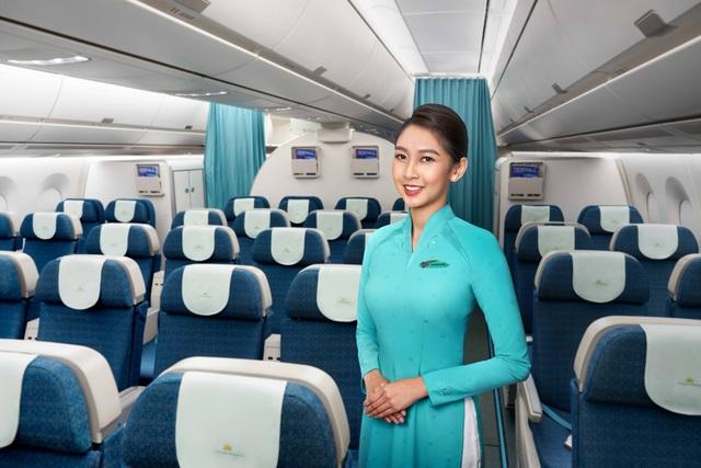 Vietnam Airlines ra mắt hạng ghế phổ thông Đặc biệt trên chặng Hà Nội - TPHCM - 1