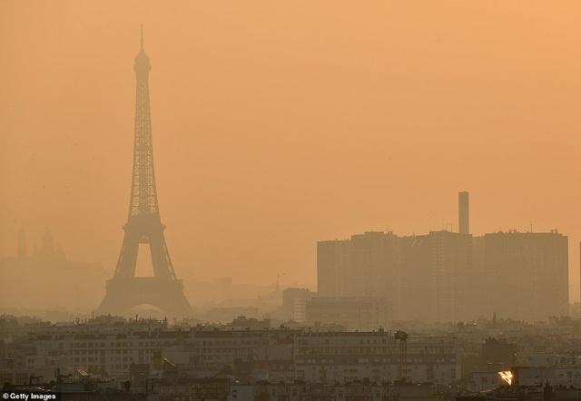 """Châu Âu hứng nắng nóng vượt 40 độ C, mặt đường """"như nổ bong bóng"""" - 10"""