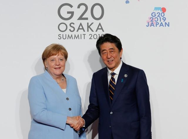 """Nghi ngại về sức khỏe của """"người đàn bà thép"""" Merkel sau hai lần run lẩy bẩy - 2"""