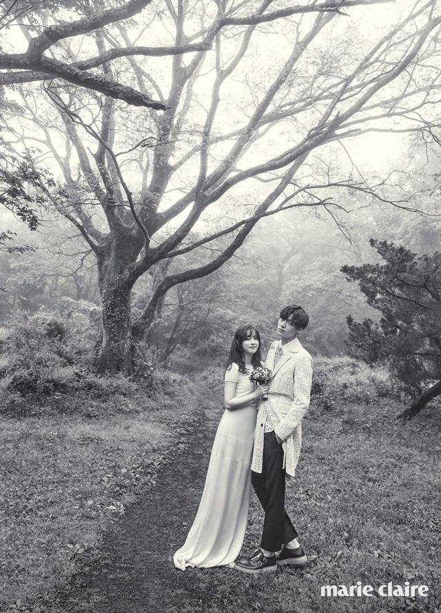 Những hôn lễ giản dị, lặng lẽ nhưng lâu bền trong showbiz Hàn - 1