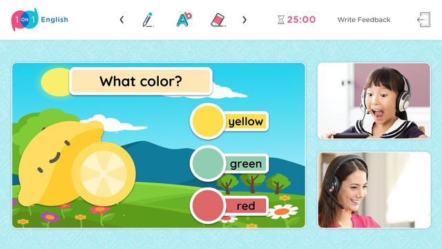 Giáo viên bản ngữ Bắc Mỹ dạy tiếng Anh cho trẻ em Việt Nam tại nhà với công nghệ lớp học trực tuyến - 1