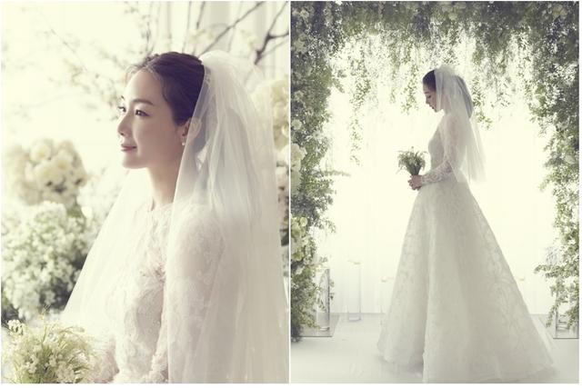 Những hôn lễ giản dị, lặng lẽ nhưng lâu bền trong showbiz Hàn - 6
