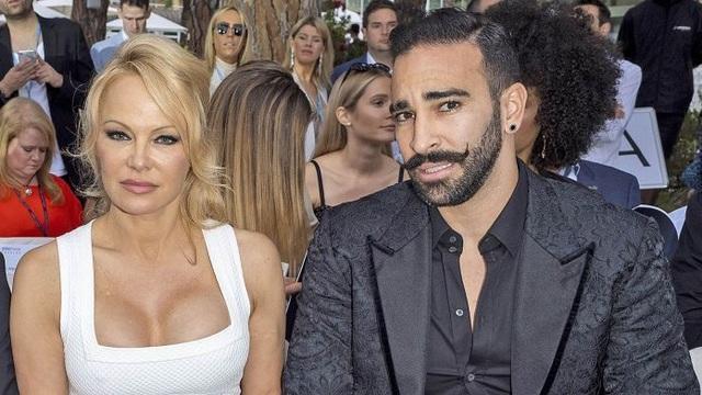 Pamela Anderson tái xuất sau khi tố bồ trẻ lừa tình - 6