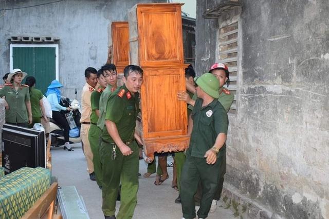 Tạm giữ 1 người nghi liên quan vụ cháy rừng nghiêm trọng tại Hà Tĩnh - 8