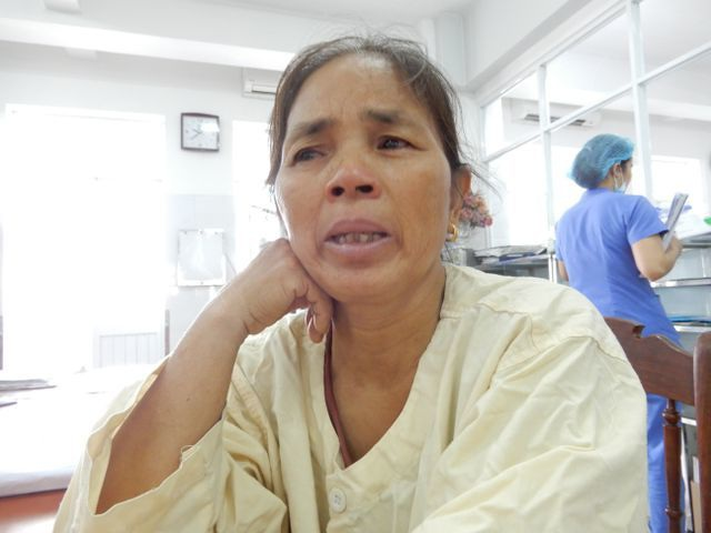 Bạn đọc Dân trí giúp đỡ người phụ nữ mắc bệnh tim hơn 22 triệu đồng - 2