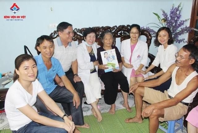 Bệnh viện Đa khoa An Việt tích cực công tác thiện nguyện, phát triển chuyên môn - 2