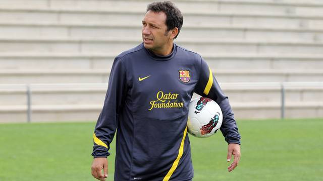 Cựu cầu thủ Barcelona có thể dẫn dắt đội tuyển Thái Lan - 1