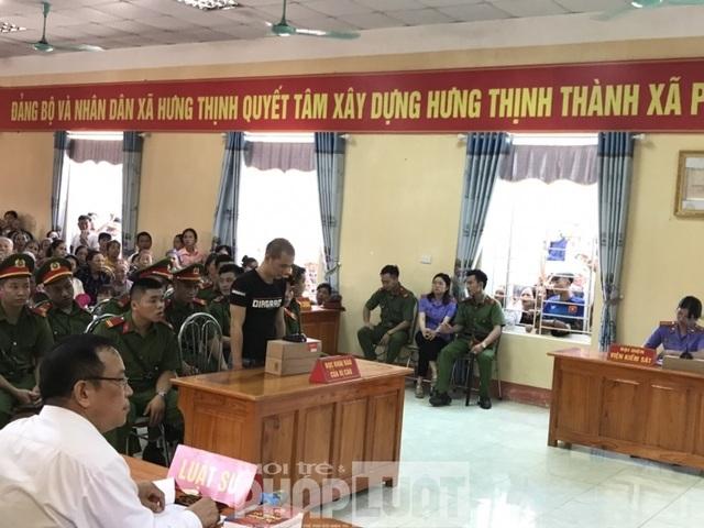 Vụ chồng giết vợ rồi phi tang bỏ vào giếng phi tang ở Yên Bái: Hung thủ lĩnh án 20 năm tù - 1