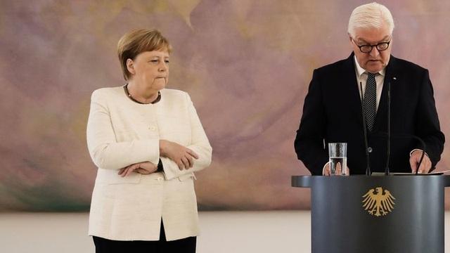 """Nghi ngại về sức khỏe của """"người đàn bà thép"""" Merkel sau hai lần run lẩy bẩy - 1"""