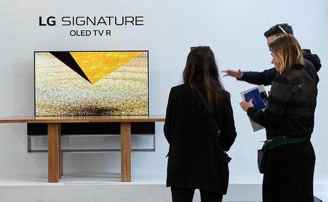 LG sẽ ra mắt TV OLED 48 inch để mở rộng thị phần - 1