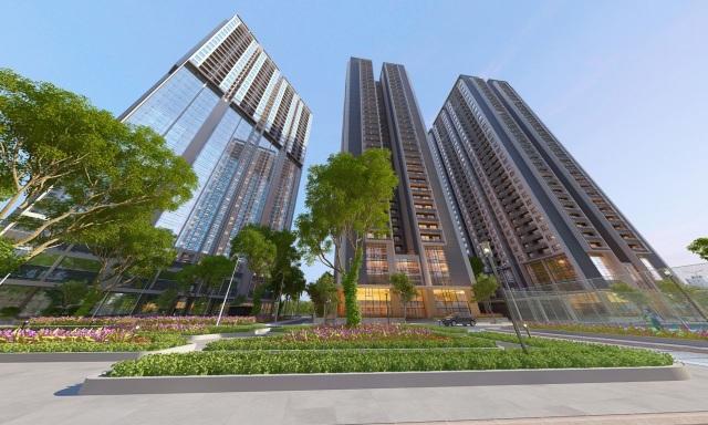 Lý giải cơ hội đầu tư hấp dẫn tại dự án Thăng Long Capital Premium - 1