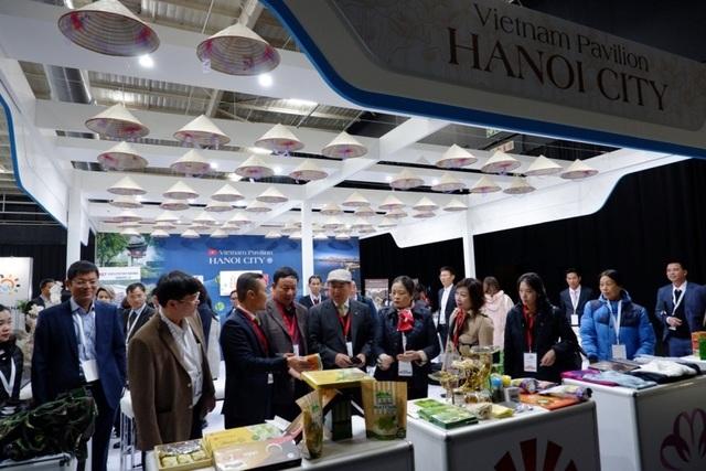 Thúc đẩy phát triển thương mại, đầu tư Việt Nam - Nam Phi  - 1