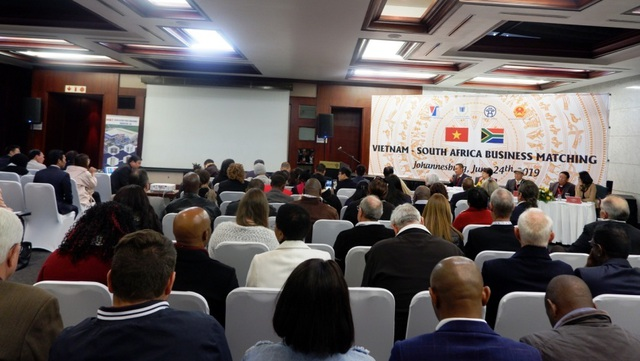 Thúc đẩy phát triển thương mại, đầu tư Việt Nam - Nam Phi  - 2