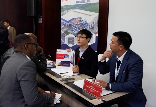 Thúc đẩy phát triển thương mại, đầu tư Việt Nam - Nam Phi  - 5