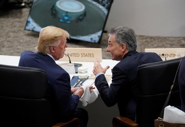 Lãnh đạo thế giới tề tựu tại G20, lên dây cót cho các cuộc họp - 14