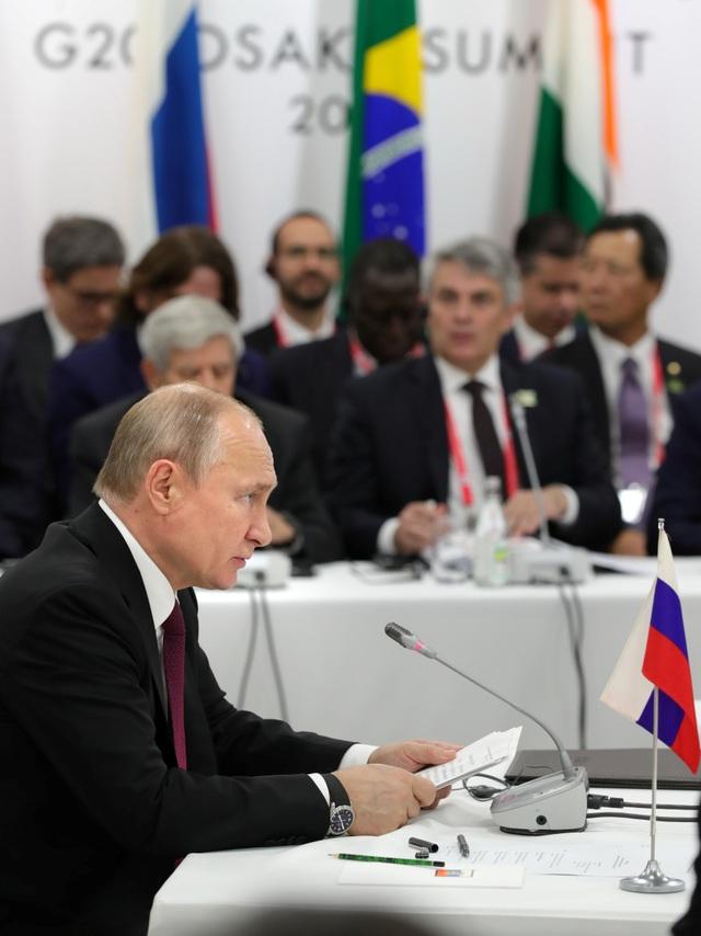 Lãnh đạo thế giới tề tựu tại G20, lên dây cót cho các cuộc họp - 15