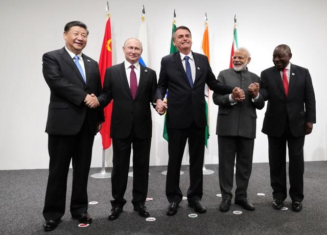 Lãnh đạo thế giới tề tựu tại G20, lên dây cót cho các cuộc họp - 16