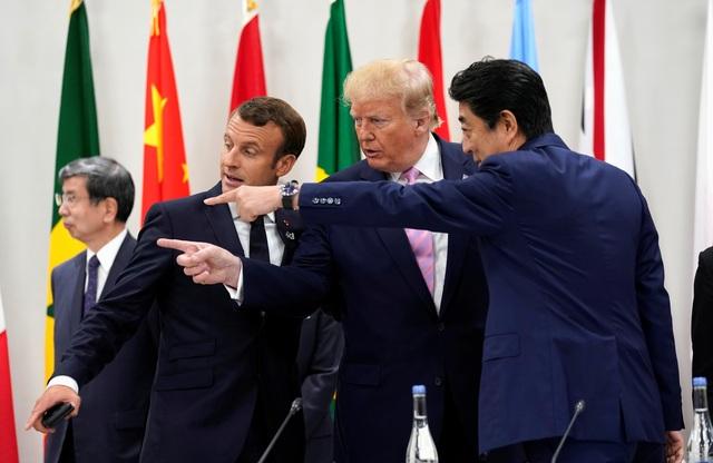 Lãnh đạo thế giới tề tựu tại G20, lên dây cót cho các cuộc họp - 17