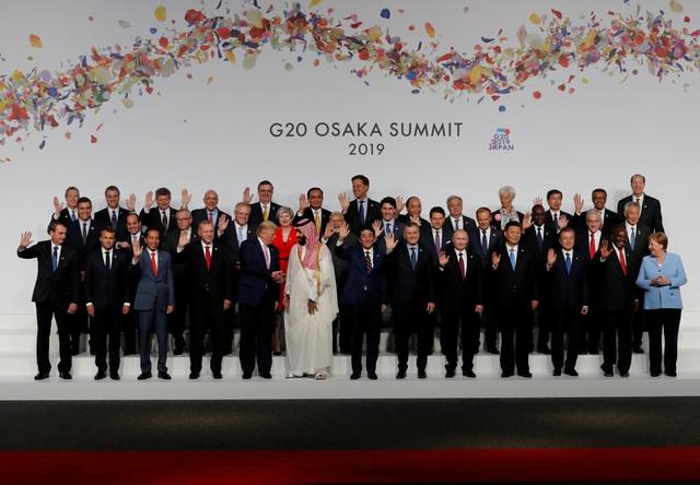 Lãnh đạo thế giới tề tựu tại G20, lên dây cót cho các cuộc họp - 2