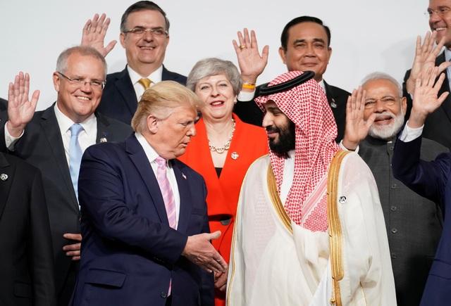 Lãnh đạo thế giới tề tựu tại G20, lên dây cót cho các cuộc họp - 3