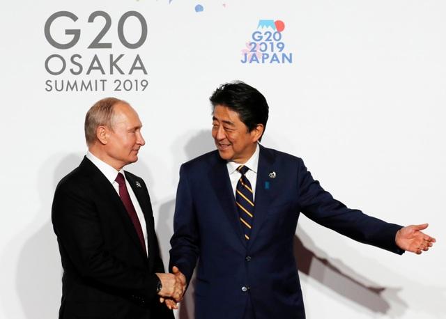 Lãnh đạo thế giới tề tựu tại G20, lên dây cót cho các cuộc họp - 4