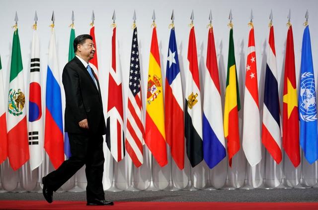 Lãnh đạo thế giới tề tựu tại G20, lên dây cót cho các cuộc họp - 7