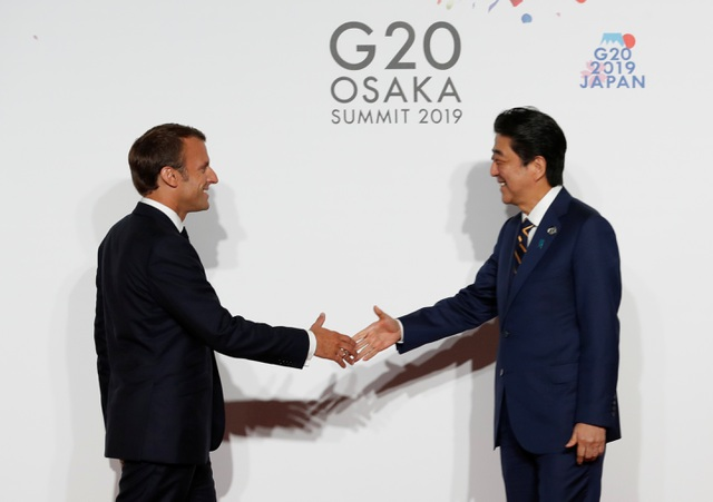 Lãnh đạo thế giới tề tựu tại G20, lên dây cót cho các cuộc họp - 8