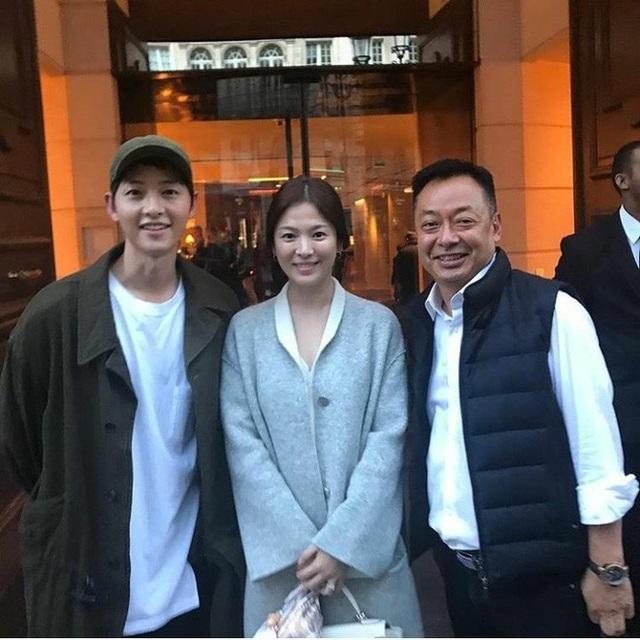 Những điểm du lịch đánh dấu tình yêu ngọt ngào của cặp sao Hàn Song – Song - 3