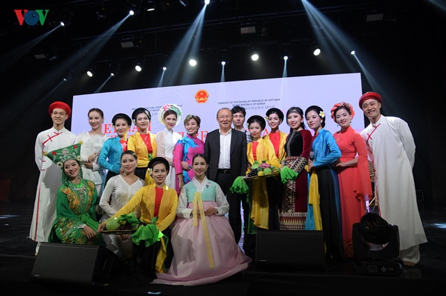 HLV Park Hang Seo tham gia quảng bá hình ảnh Việt Nam tại Hàn Quốc - 1
