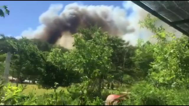 Cháy rừng cùng lúc 4 nơi ở Thừa Thiên Huế, 20 hộ dân di tán khẩn cấp - 3