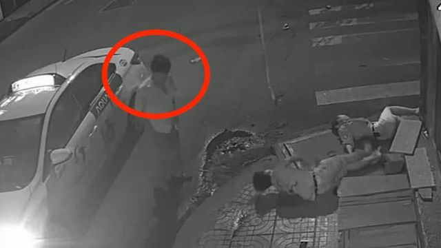 Vụ tài xế taxi bỏ mặc đôi nam nữ nằm thoi thóp: Có thể khởi tố vụ án - 1