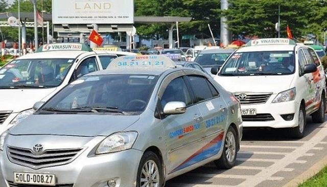 Đại gia taxi Singapore thua trắng trên đất Việt - 1