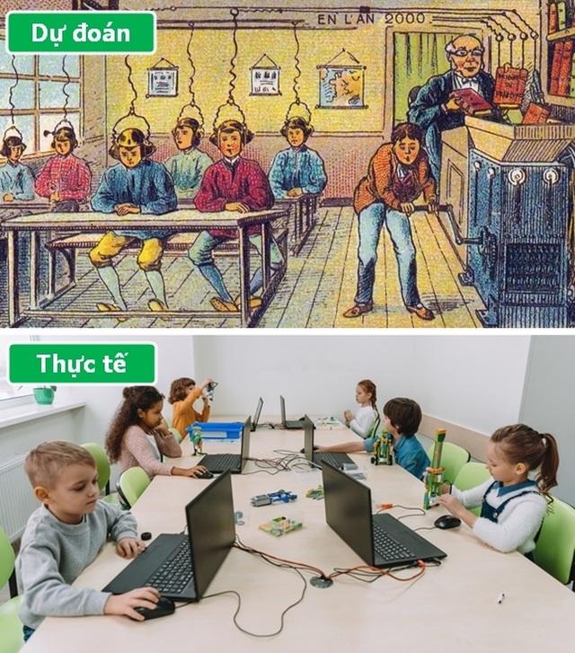 Những công nghệ hiện đại đã được tiên lượng trước hàng trăm năm - 1