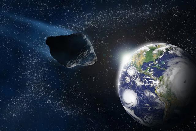 Tiểu hành tinh to như chiếc ô tô vừa bất ngờ rơi xuống Trái Đất - 1
