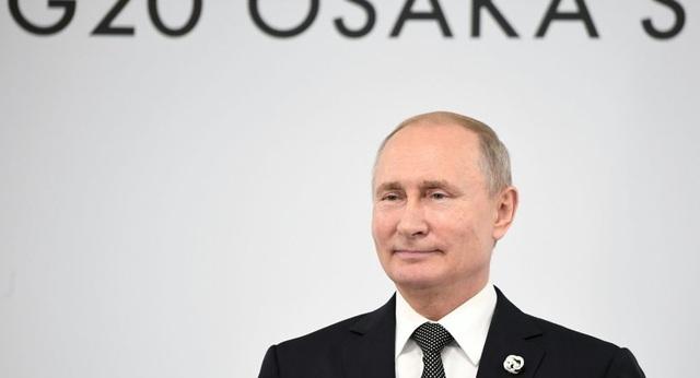 """Tổng thống Putin: Nói Nga hung hăng là suy nghĩ ảo tưởng"""" - 1"""