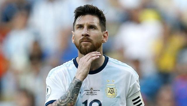 Messi thừa nhận thực tế phũ phàng sau trận đấu với Venezuela - 1