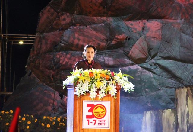 Phú Yên đón nhận Huân chương Độc lập hạng Nhất - 3